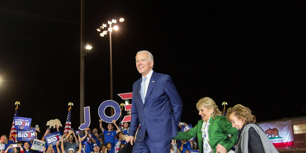Biden, Sanders Look to Next Contests While Bloomberg, Warren Assess Campaigns