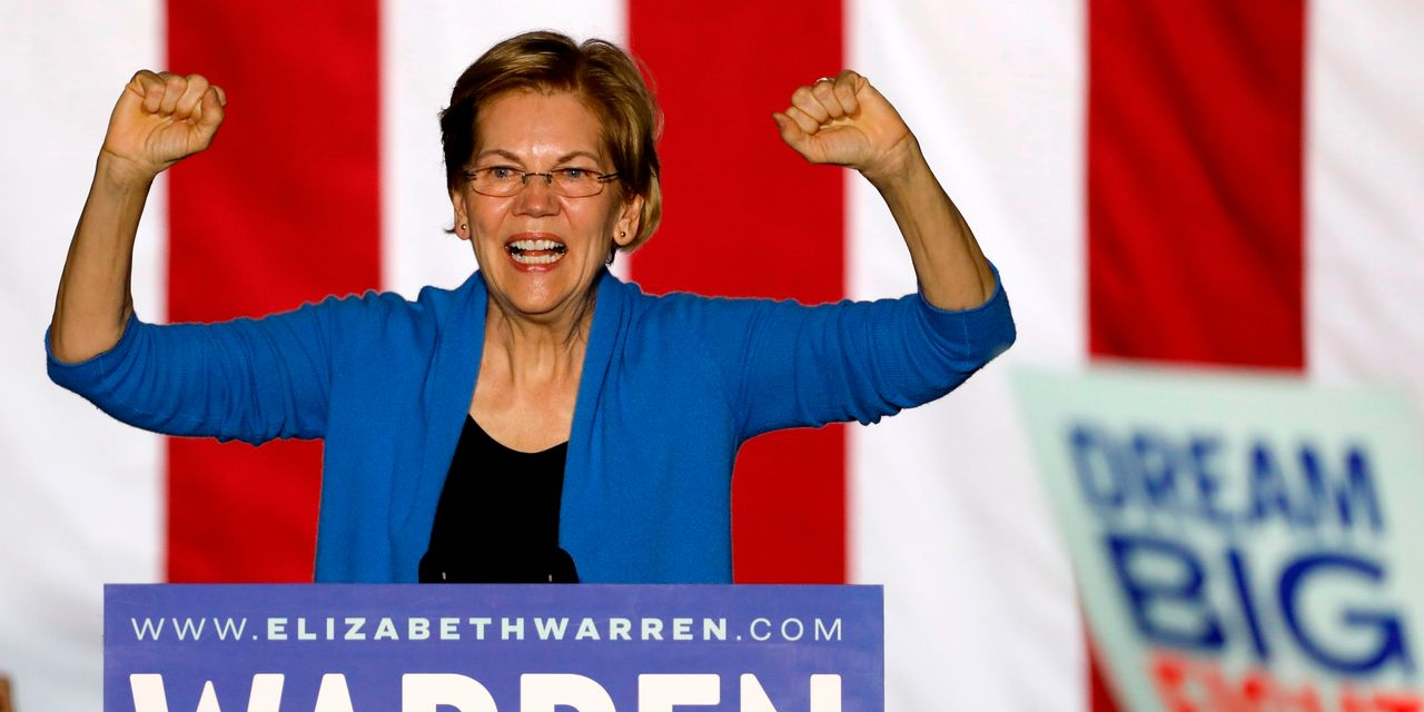 Elizabeth Warren Plots Next Move After Disappointing Super Tuesday