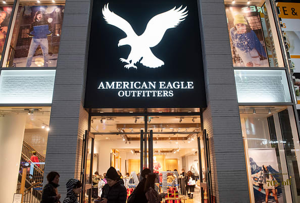 Stocks making the biggest moves after hours: American Eagle, Zoom, Marvell and more