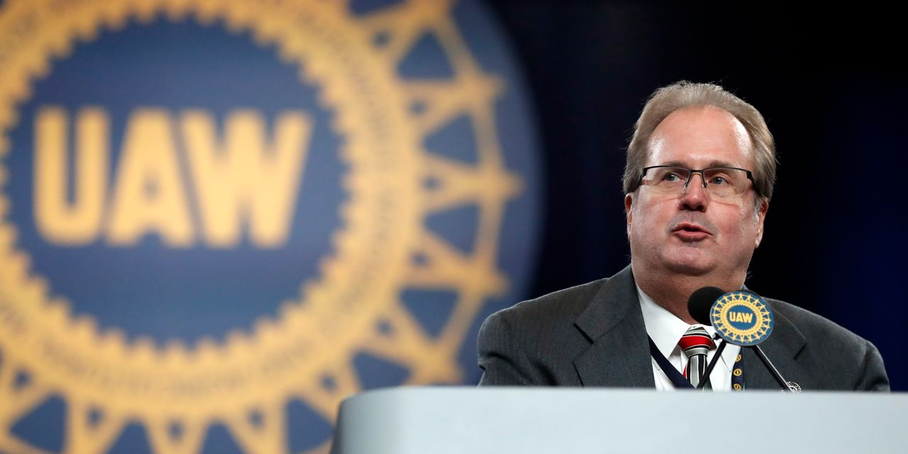 Former UAW President Charged With Conspiring to Embezzle Union Funds