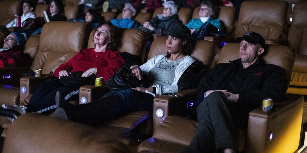 The Movie Theater Isn't Taking Your Netflix Addiction Lying Down