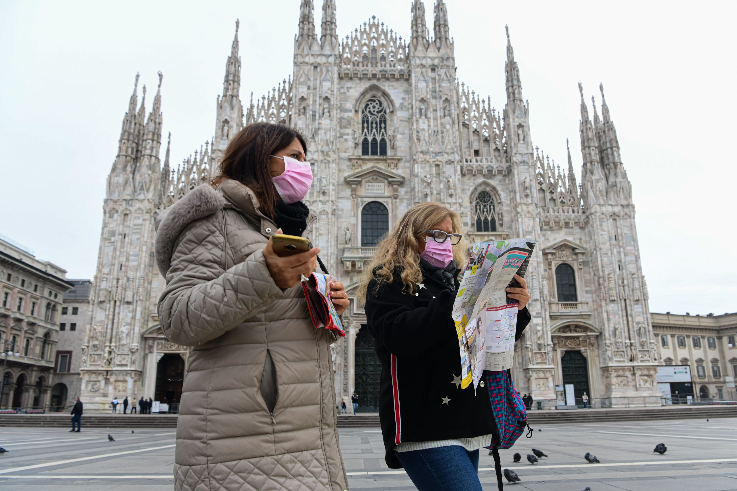 Italy plans to lock down Milan area, nation's financial hub, in effort to contain coronavirus