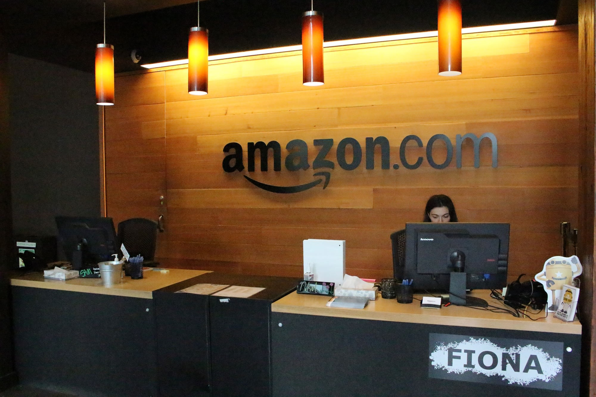 Amazon tells employees in New York and New Jersey to work from home as coronavirus spreads