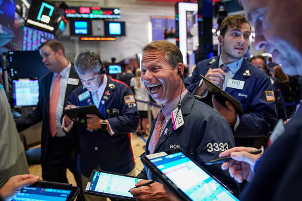 Stock market live updates: Rally loses steam, 10-year Treasury rebounds, oil climbs 7%
