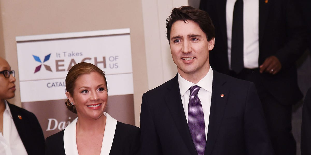 Wife of Canadian PM Justin Trudeau tests positive for coronavirus: reports