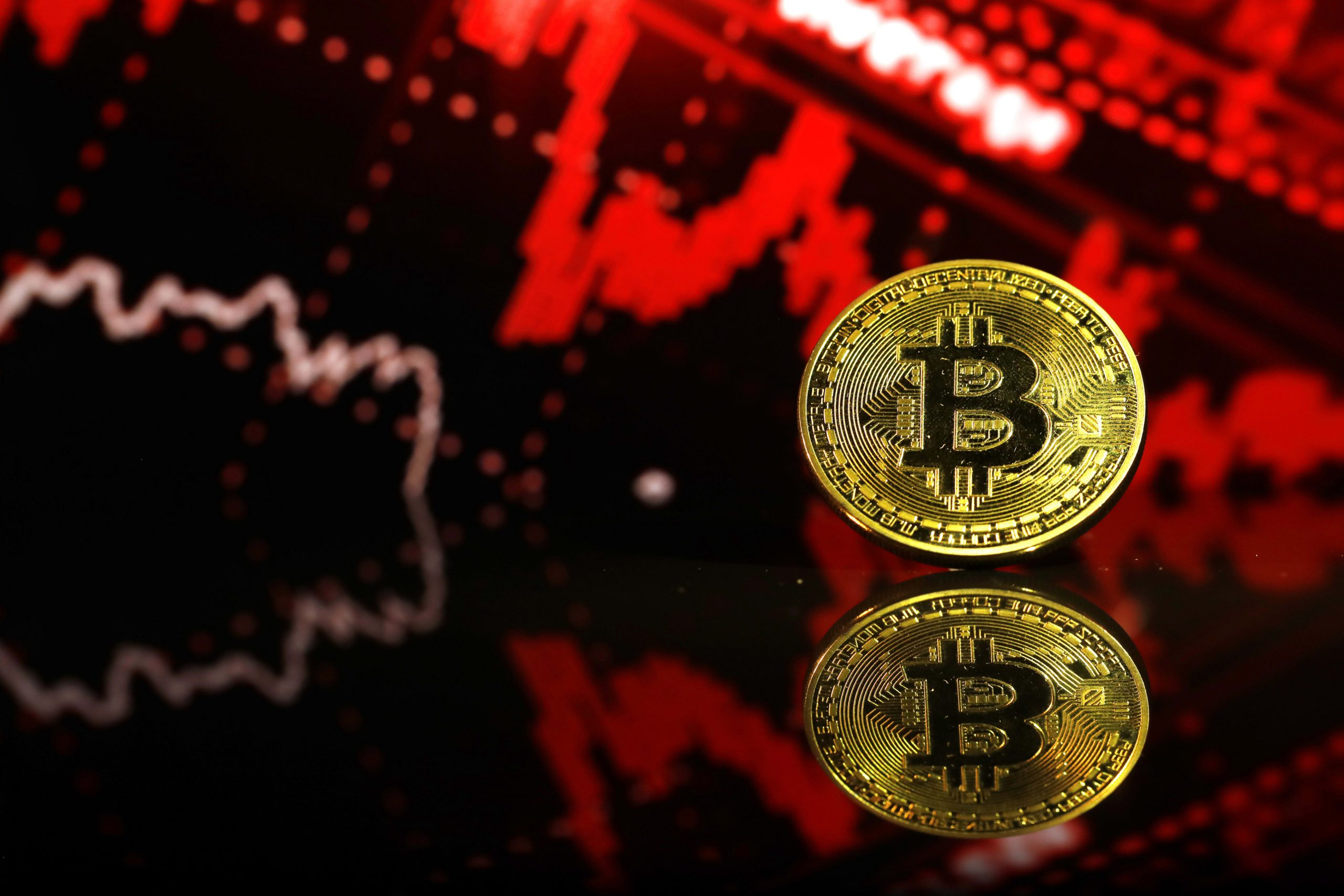 Cryptocurrencies see $93.5 billion wiped off value in 24 hours as bitcoin plunges 48%