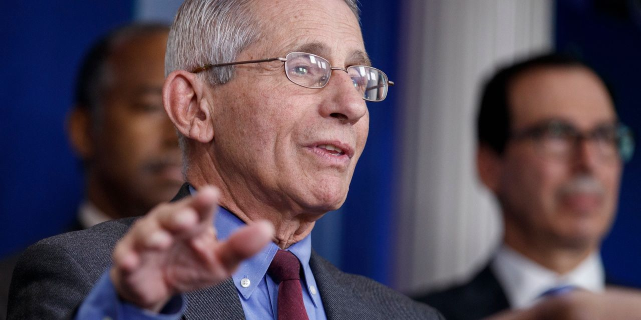 Fauci Urges Americans to Stay Home Amid Coronavirus
