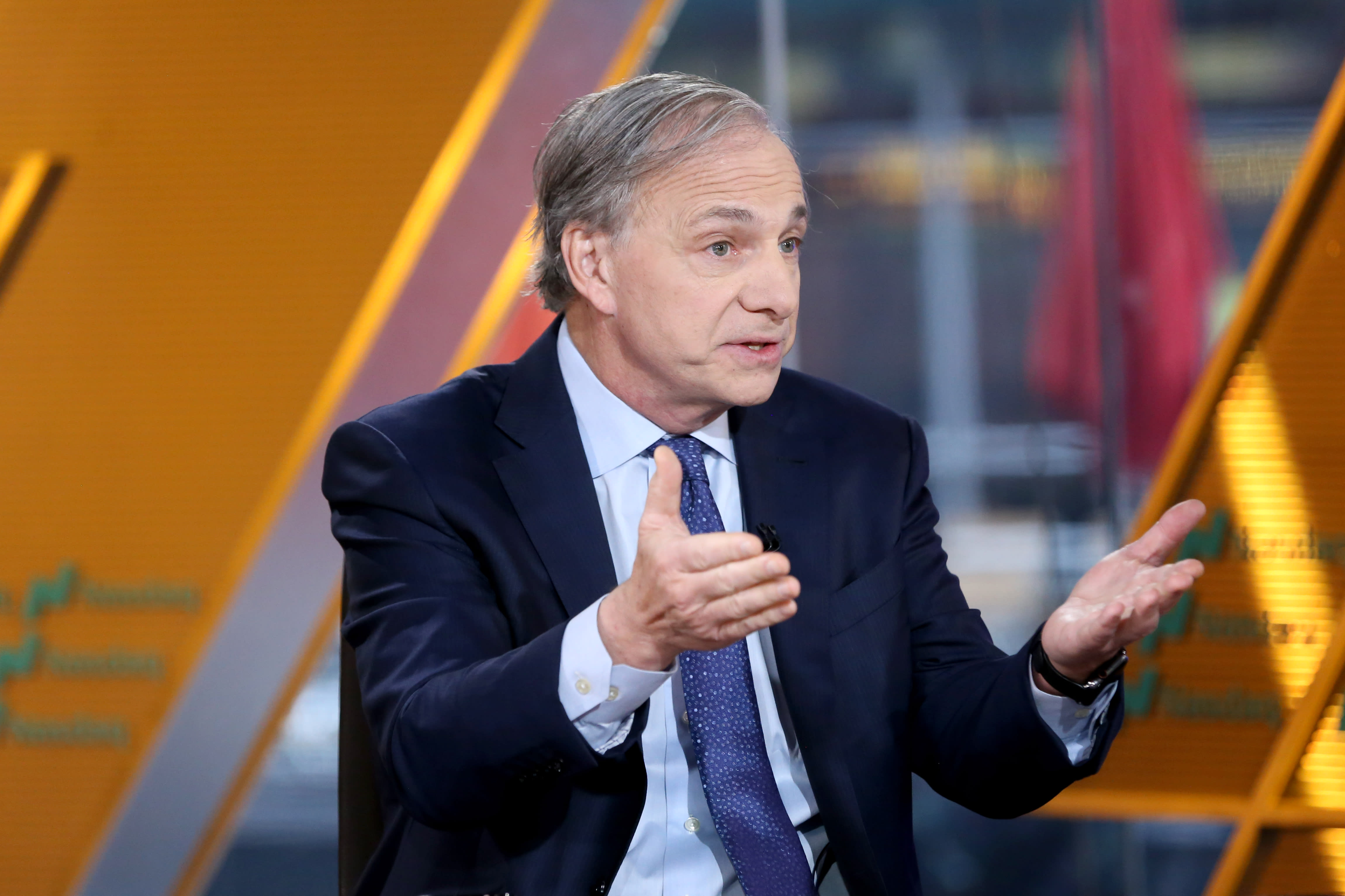 Bridgewater's Dalio says Fed has done all it can, targeted fiscal stimulus is needed