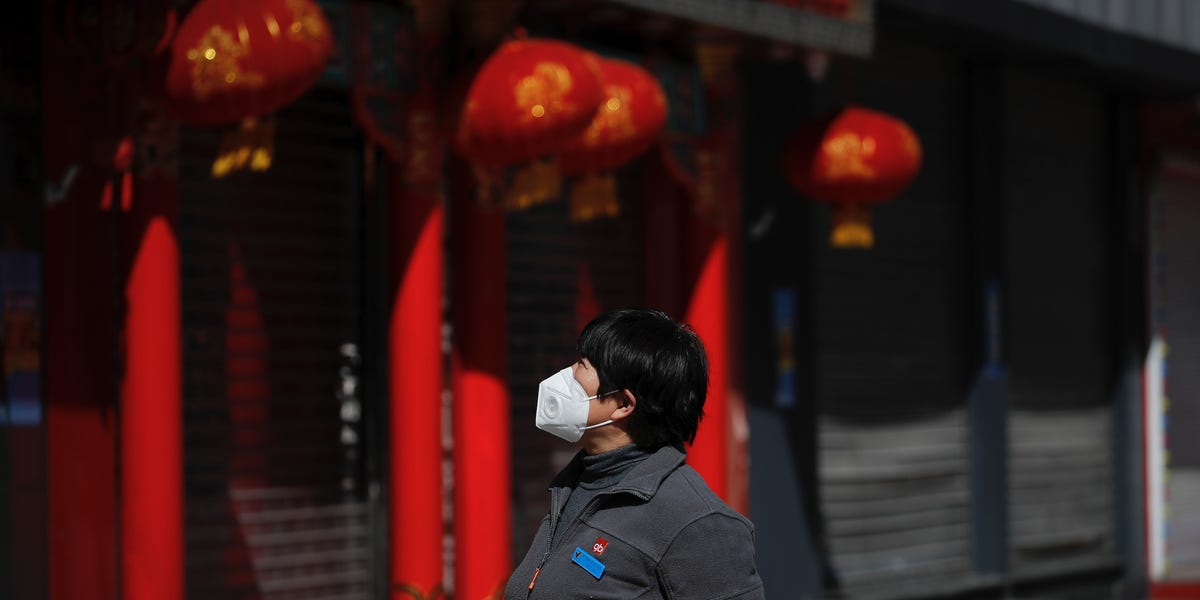 Coronavirus pandemic: US economy is going to look as bad as China's