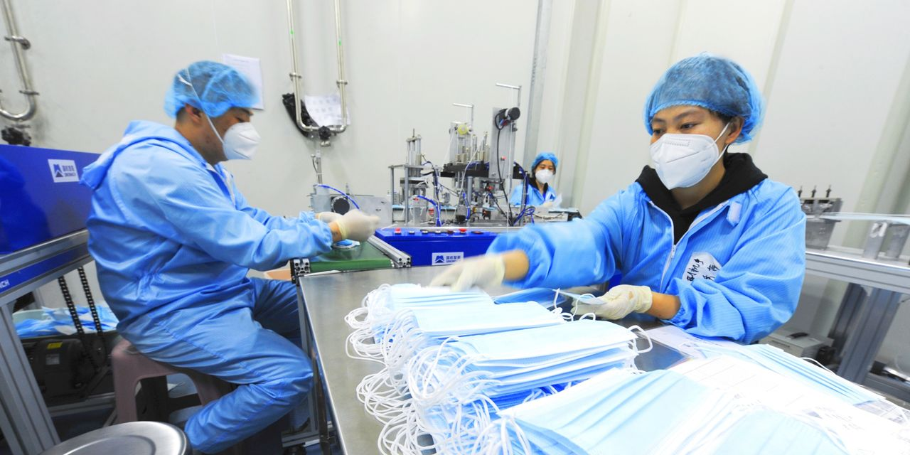 China's Coronavirus Response Toughens State Control and Weakens the Private Market