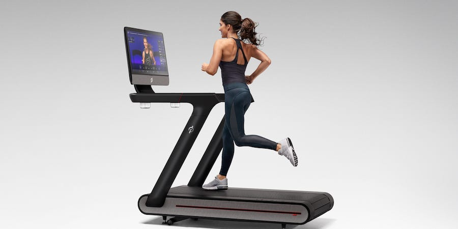 Peloton delivery and sales of treadmill suspended over coronavirus