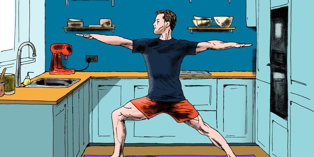 Five Home Workouts to Do During the Coronavirus Outbreak