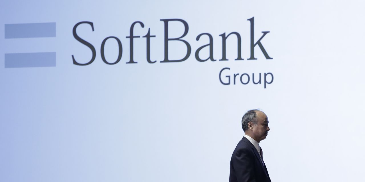 SoftBank to Sell $41 Billion in Assets, Plans Big Share Buyback
