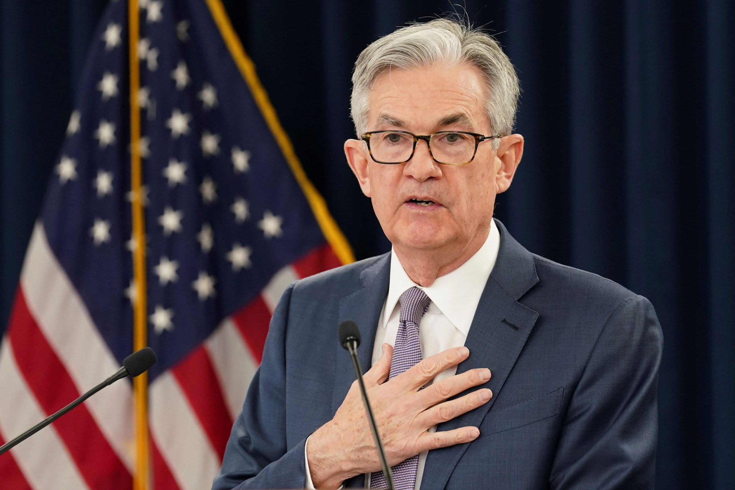 The Federal Reserve just pledged asset purchases with no limit to support markets