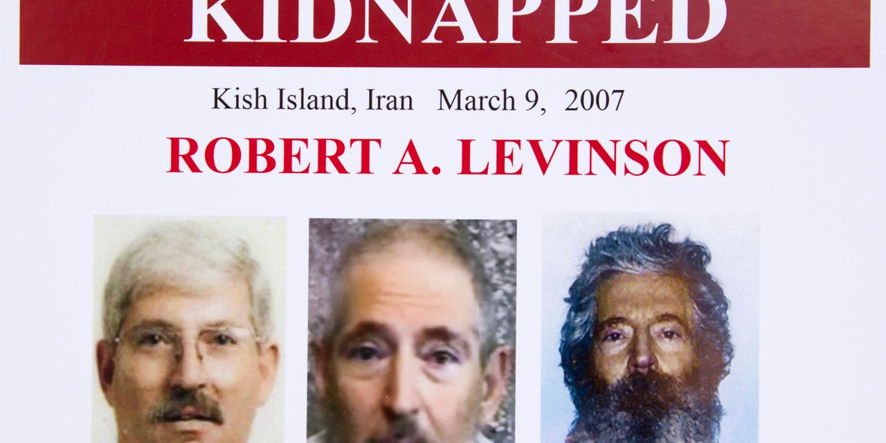 Former FBI Agent Levinson Died in Iranian Custody, Family Says