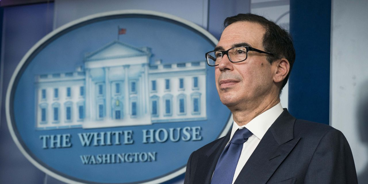 Mnuchin Indicates U.S. to Take Stakes in Airlines in Exchange for Grants