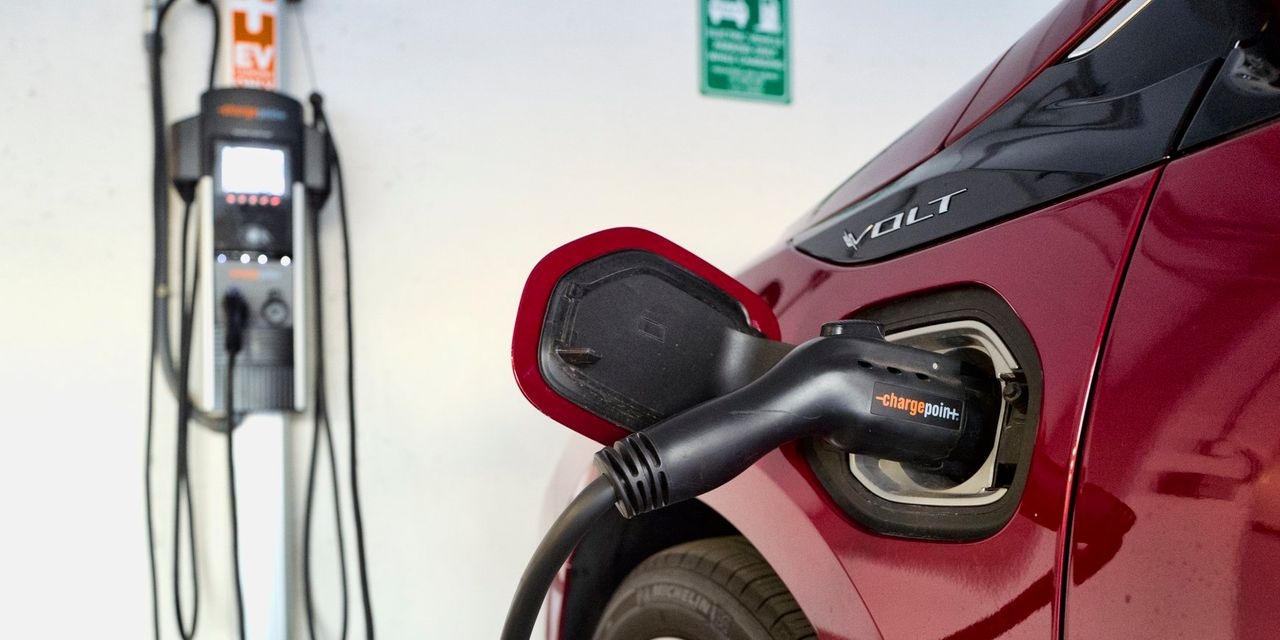 More States Charge Fees for Electric Vehicles