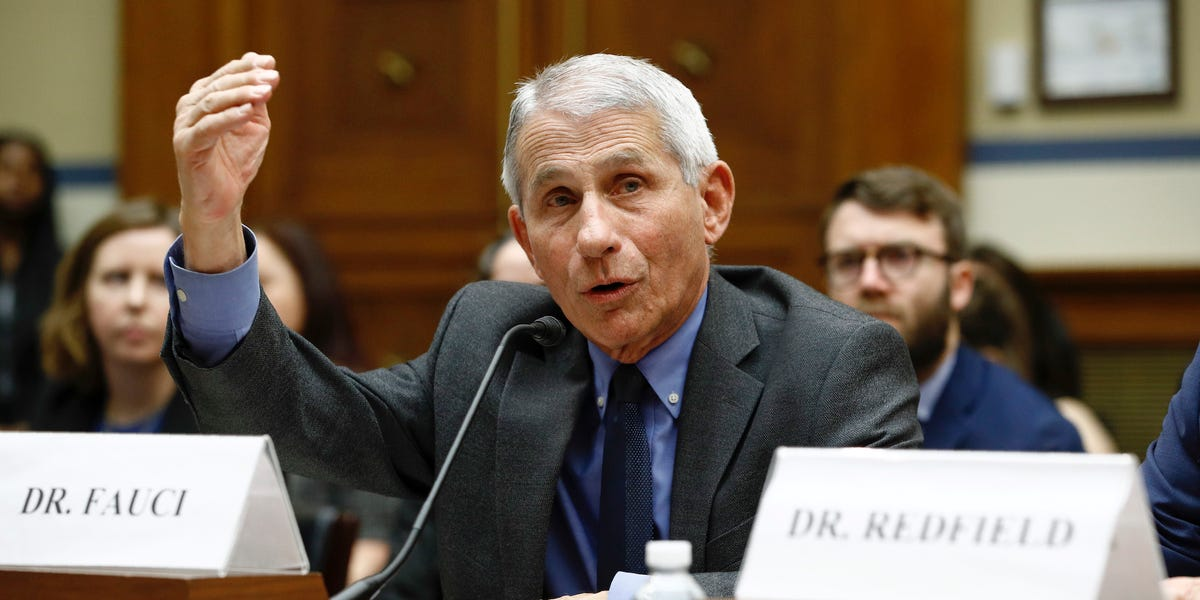 US will have 'millions of cases' and over 100,000 coronavirus-related deaths, Fauci says