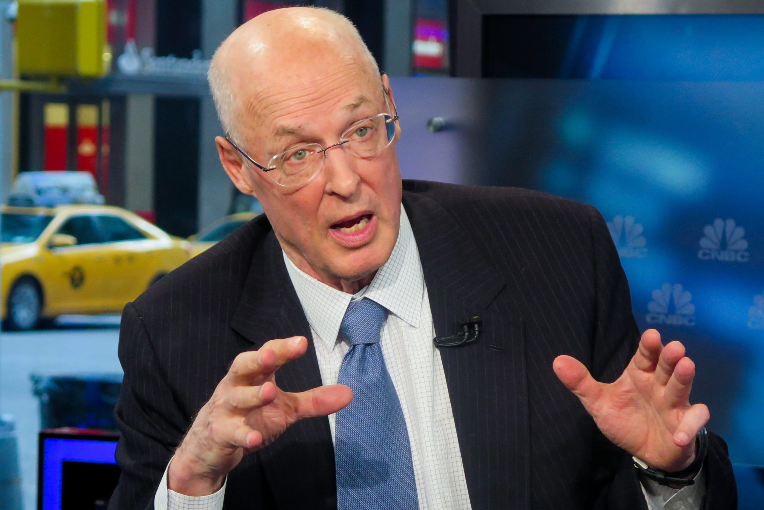 Former Treasury Secretary Hank Paulson gives the lessons he learned from the financial crisis