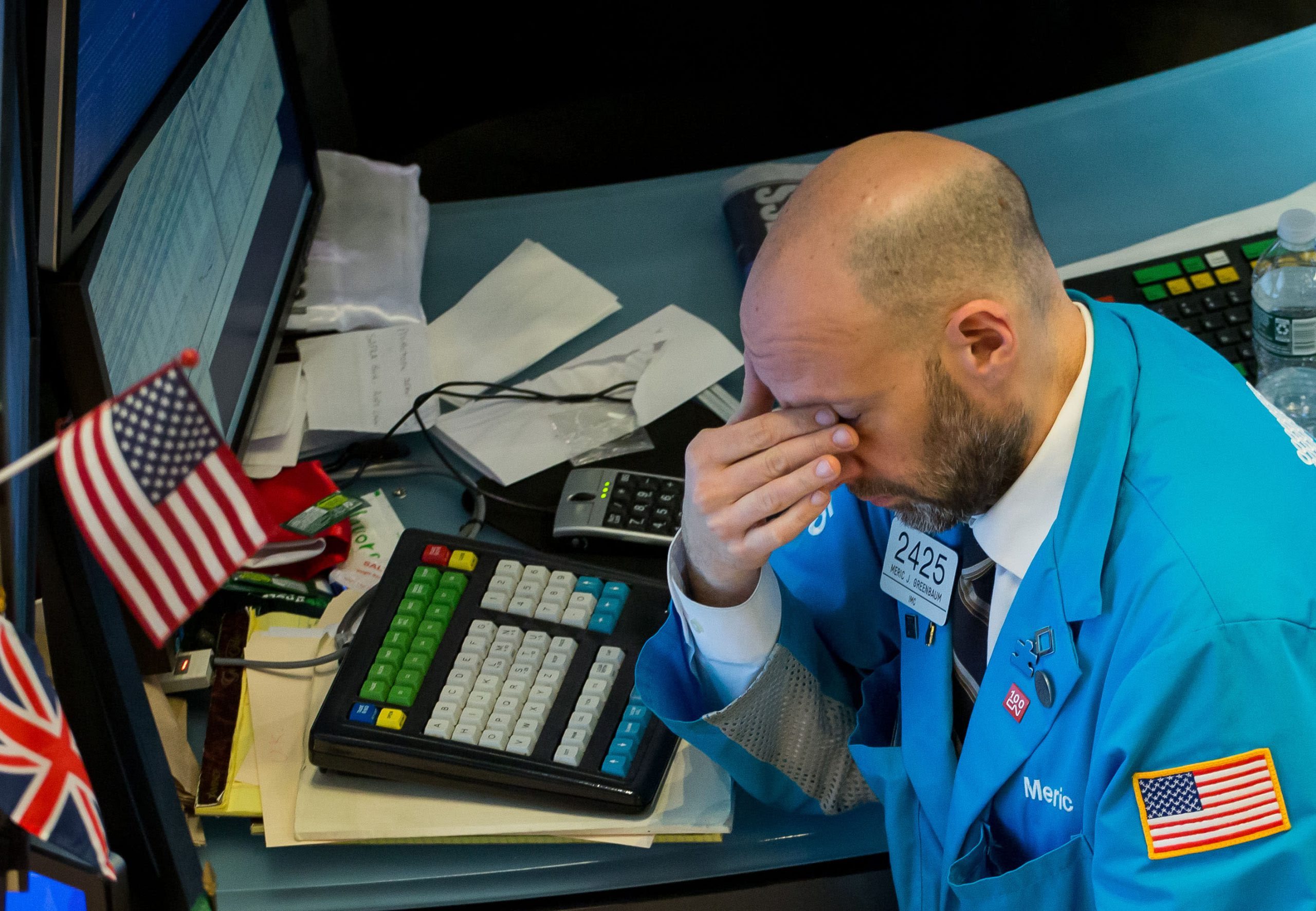 Goldman says the market will turn lower again and won't bottom until these 3 things happen