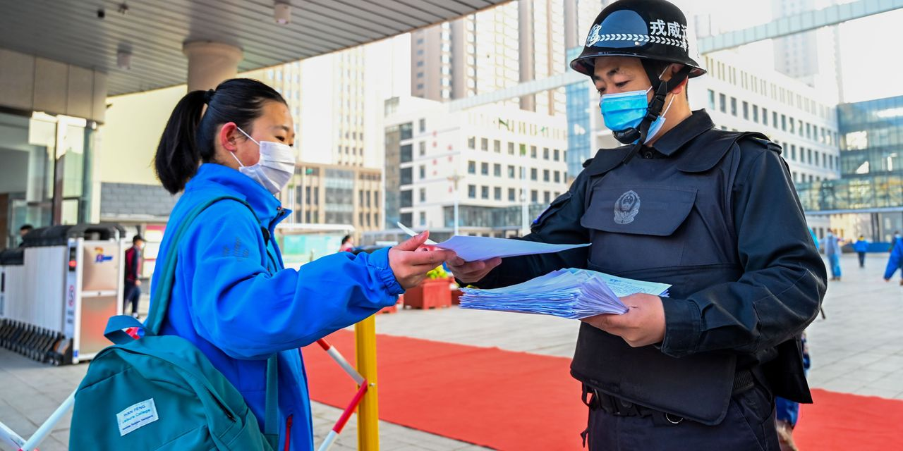 China's Coronavirus Count Excluded Infected People With No Symptoms