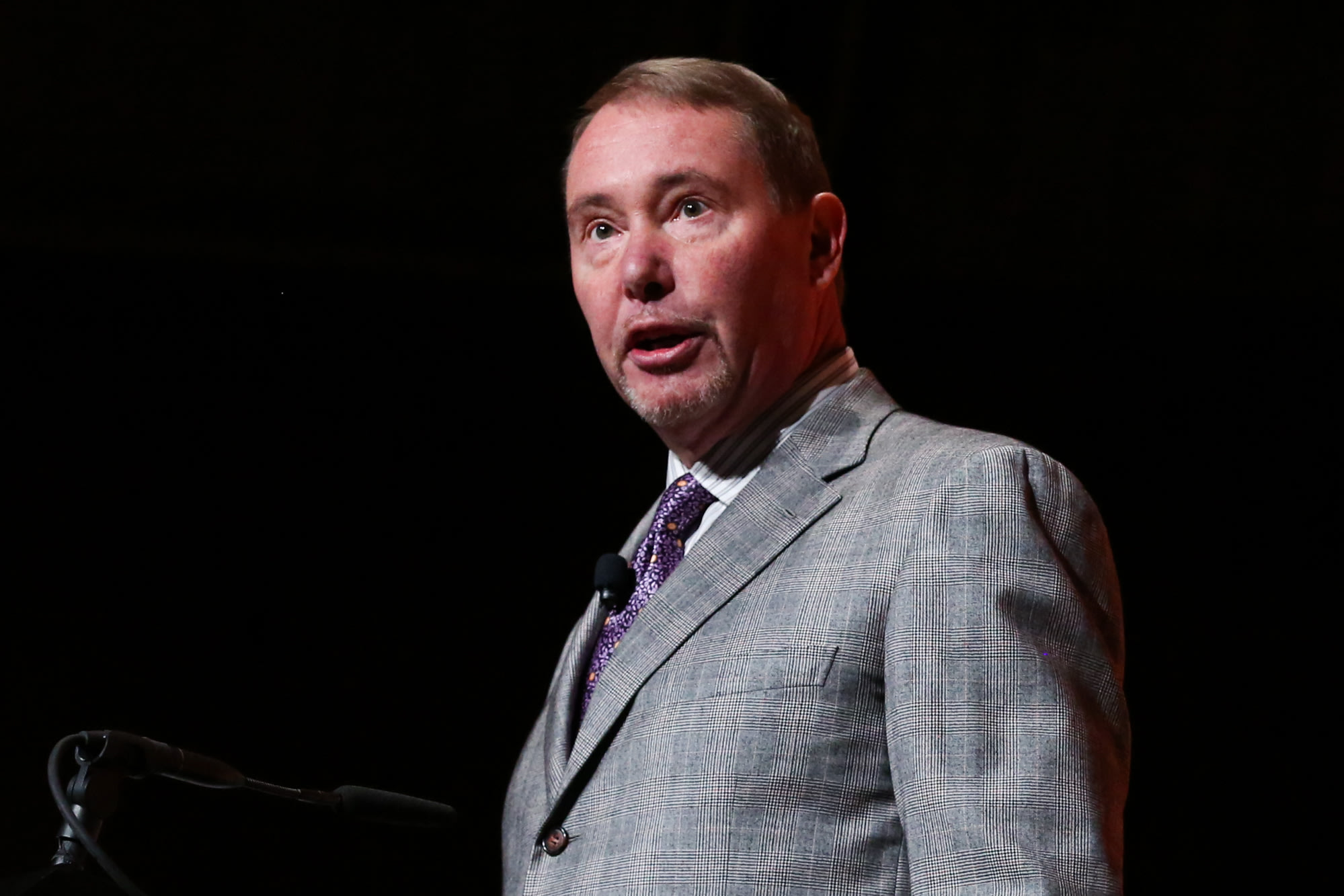 Jeffrey Gundlach says the coronavirus sell-off will worsen again in April, taking out the March low