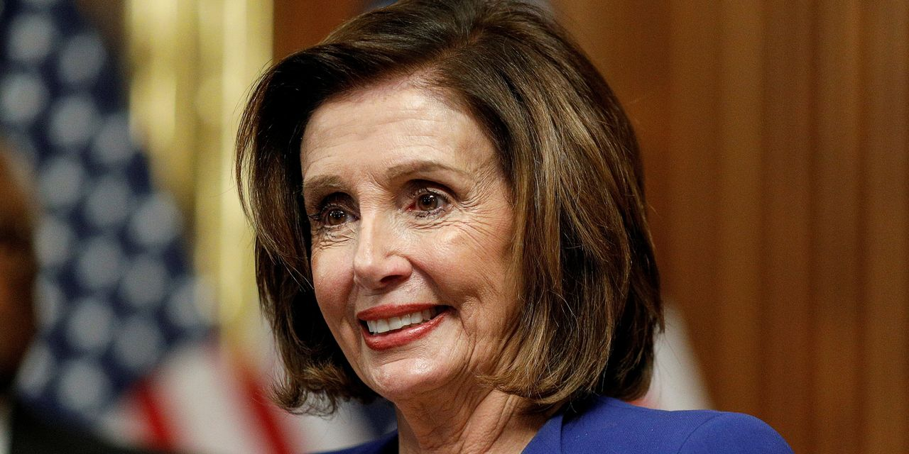 Pelosi Says `We're Close' to Deal on Small-Business Funding