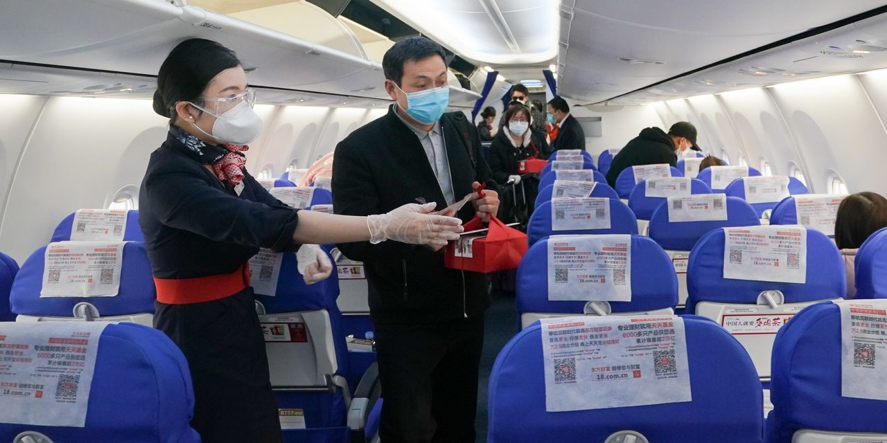 China Raises Easing Coronavirus Border Controls With Other Countries
