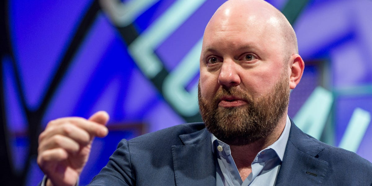 Marc Andreessen's Book Club: A new reading list for the pandemic