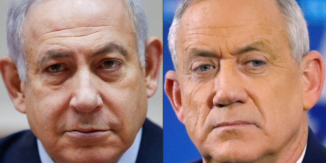 Israeli Prime Minister Netanyahu and Rival Benny Gantz Agree to Form Unity Government
