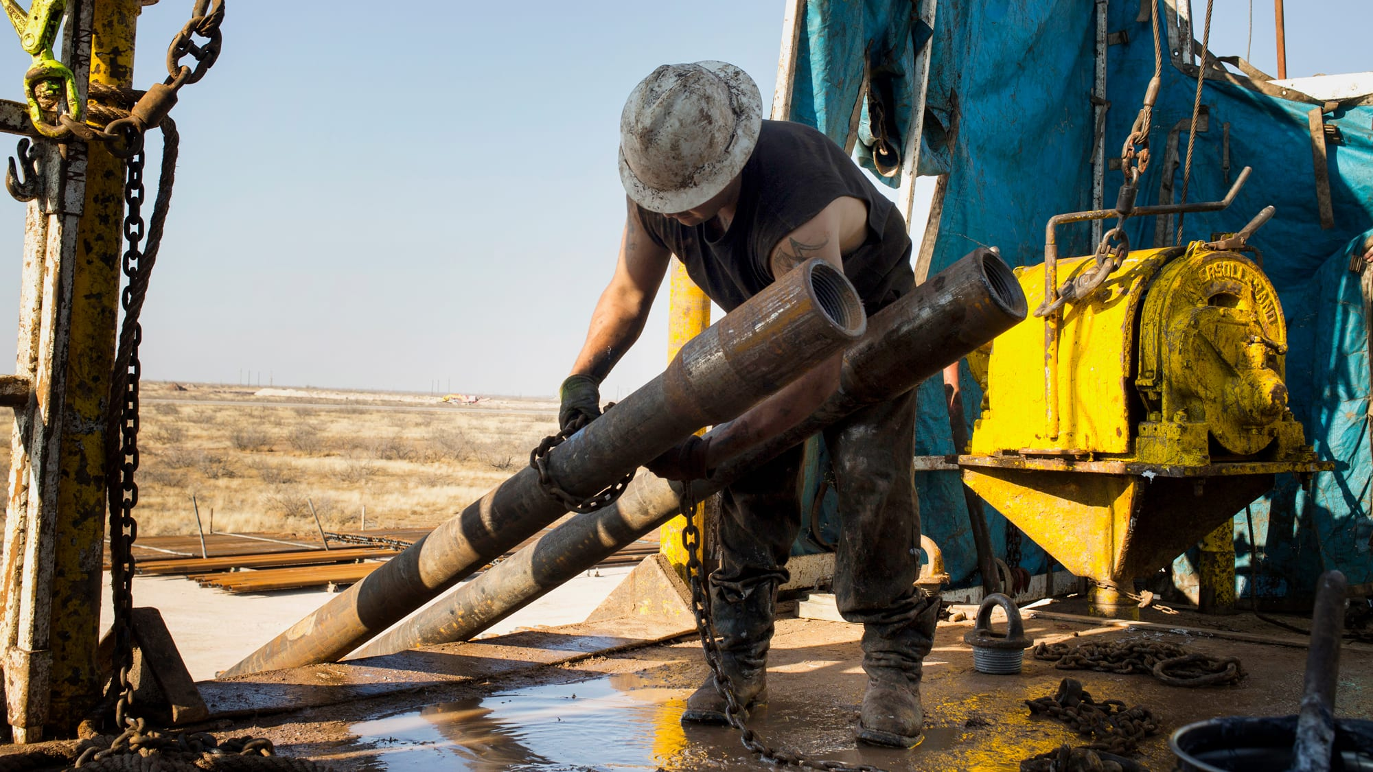 This oil price crash isn't as bad as it seems — here's why
