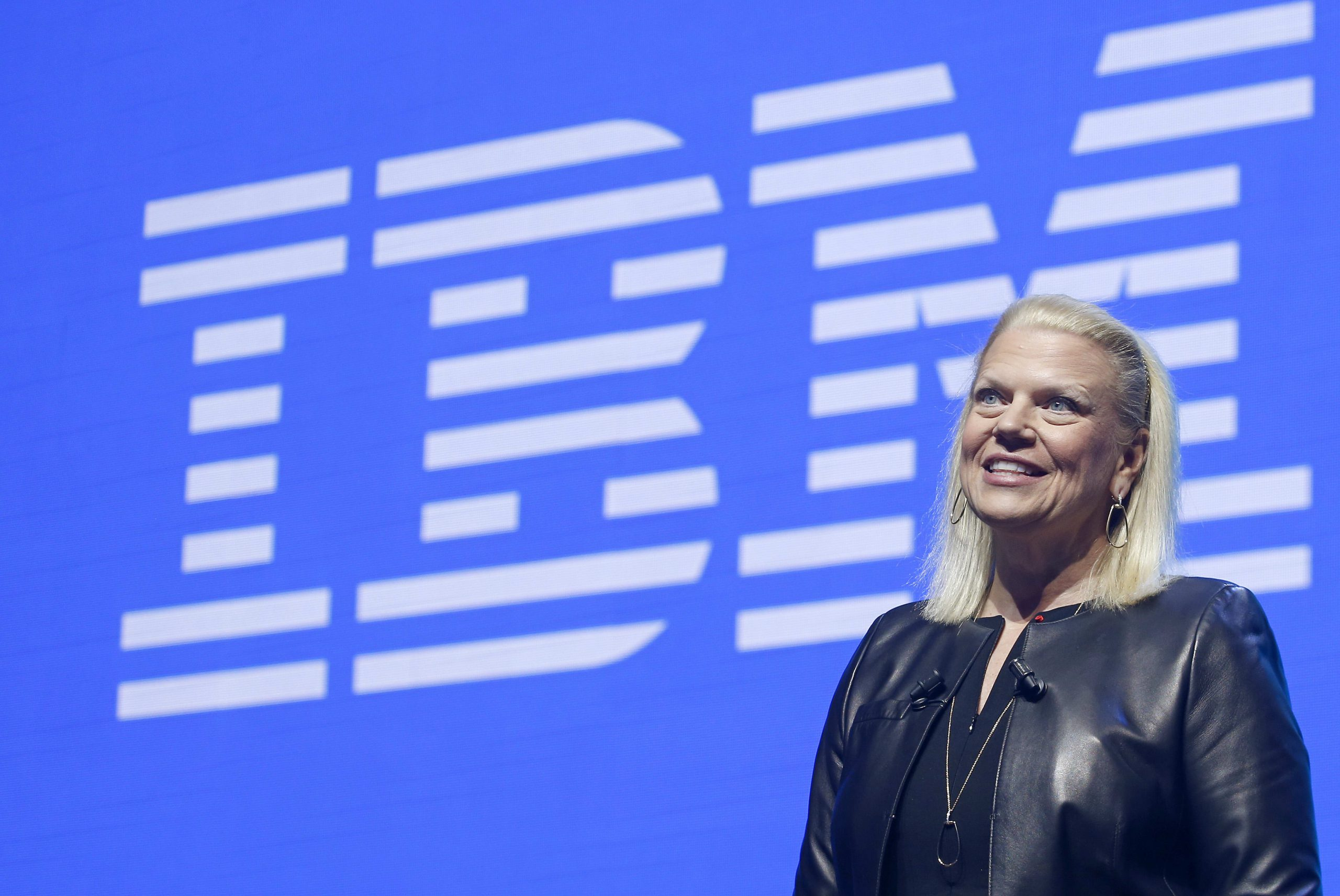 Stocks making the biggest moves midday: IBM, Salesforce, Beyond Meat, Occidental Petroleum and more