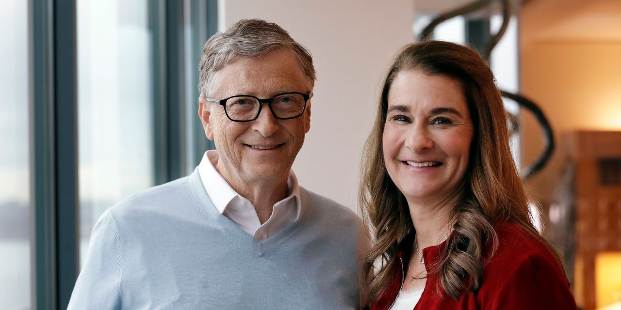 Bill and Melinda Gates Buy Oceanfront Home Near San Diego for $43 Million
