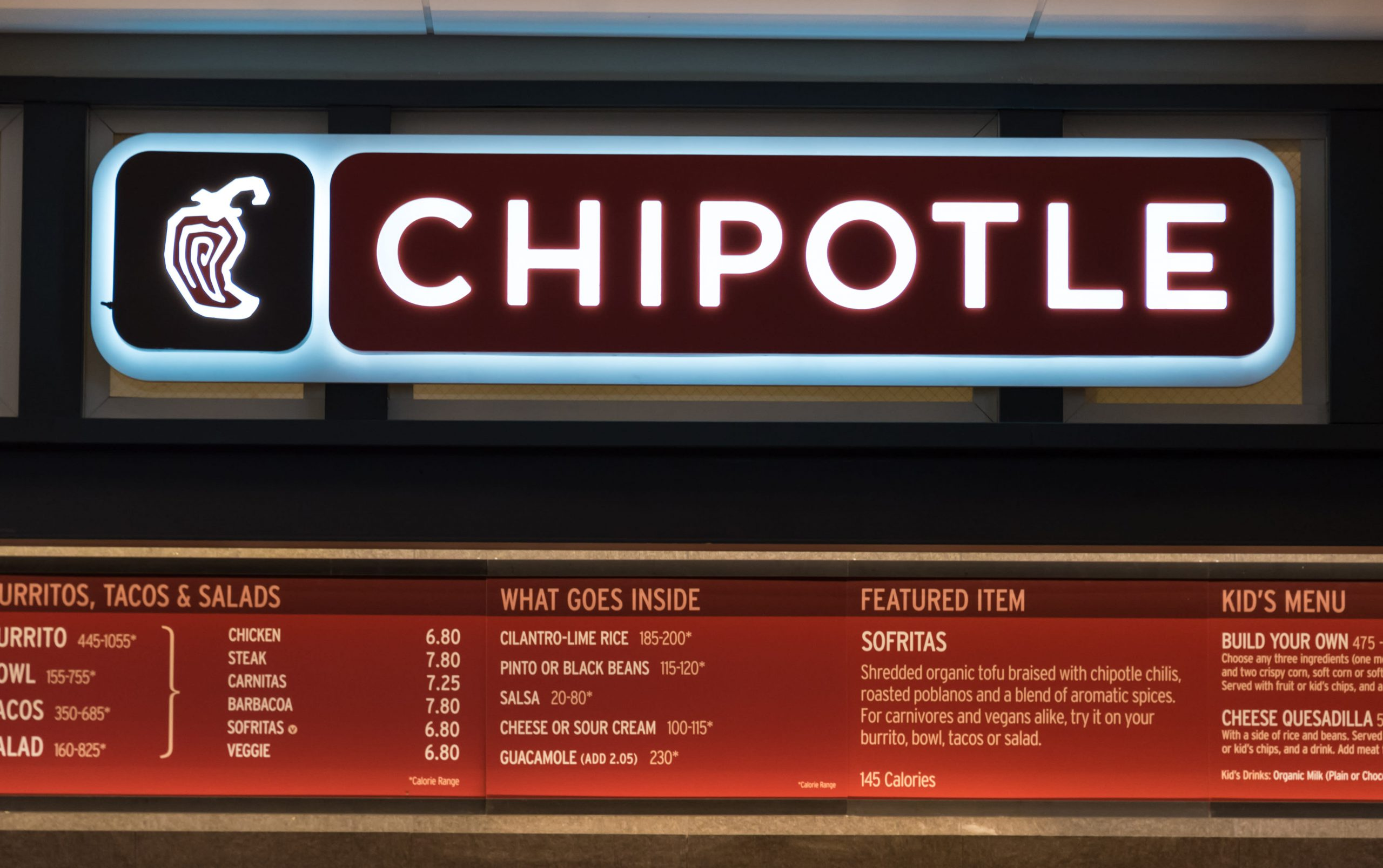 Stocks making the biggest moves midday: Chipotle, Biogen, Snap, L Brands & more