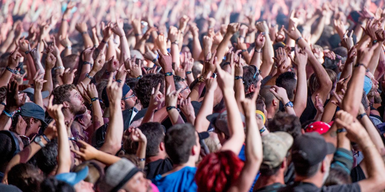 Craving the Roar of a Crowd? Online Reruns of Concerts, Sports Provide Solace for Some