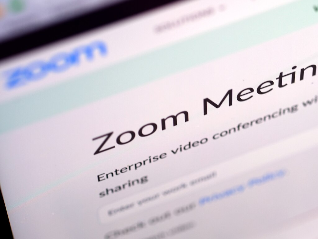 Zoom jumps 11% after company announces it added 100 million new users in 3 weeks (ZM)