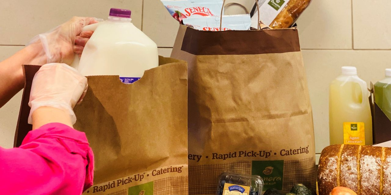 Panera's Grocery Aisle? Electric Vans for Amazon? Diversification Is Making a Comeback