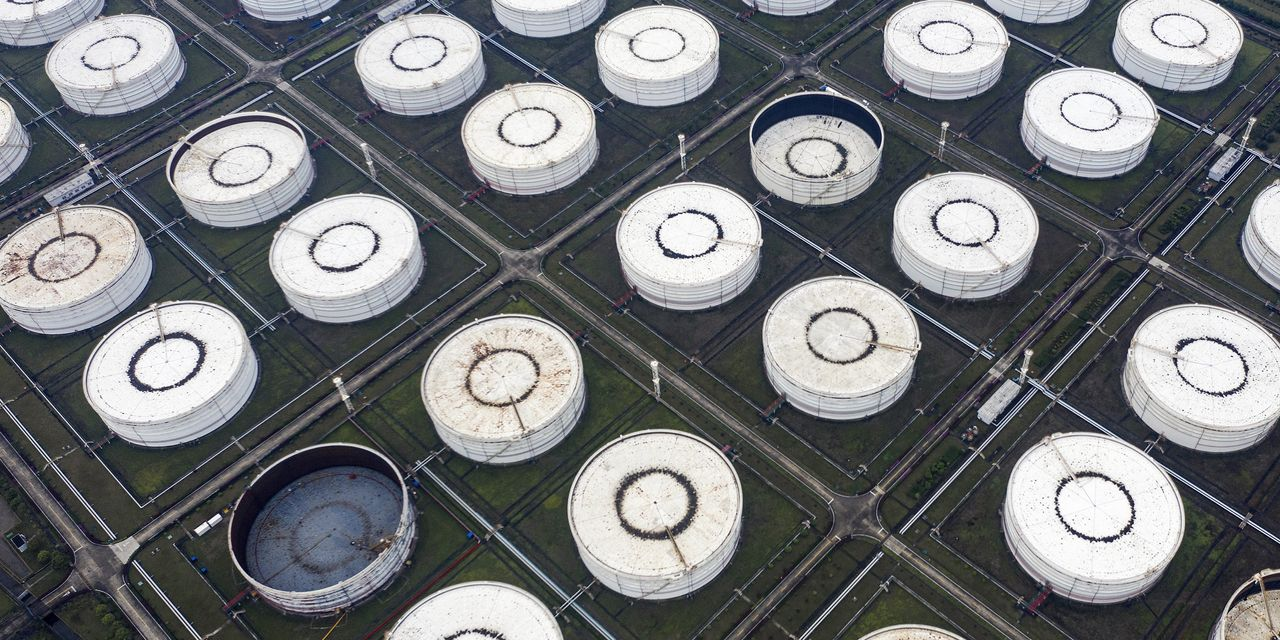 Storage Crisis Worsens for Glut of Crude Caused by Coronavirus