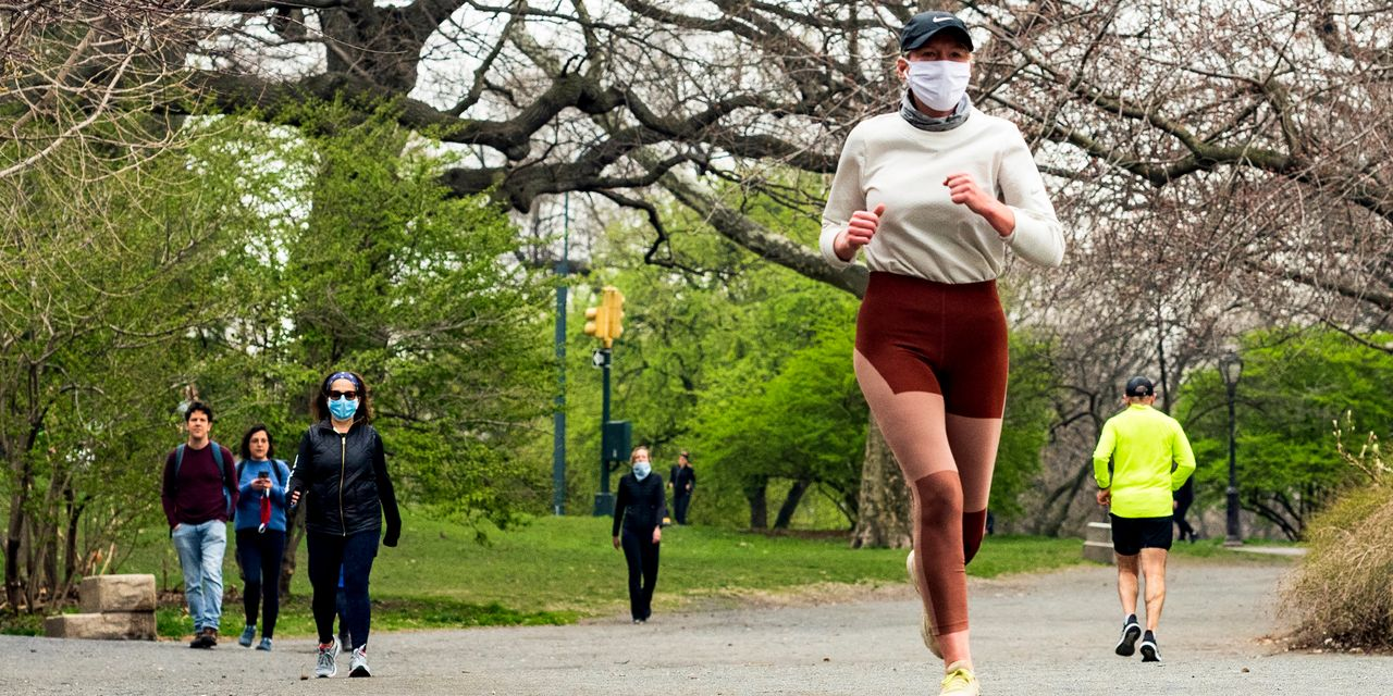 Should You Wear a Mask When Exercising Outdoors?