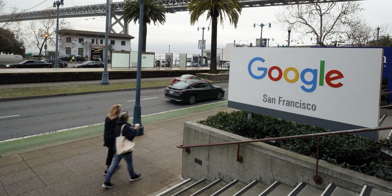 Google Revenues Climb, in Encouraging Sign for Big Tech