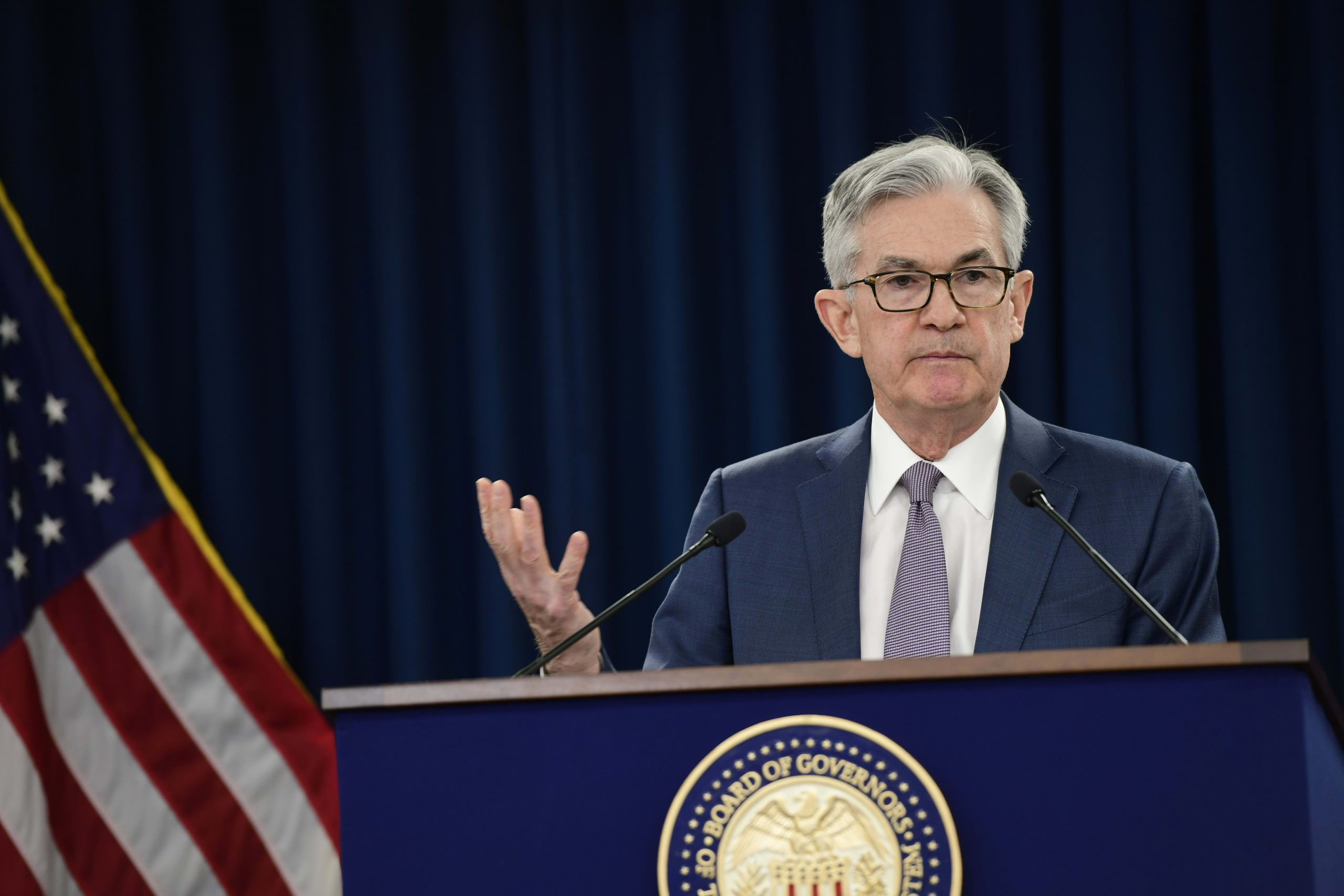 Powell says the economy will likely need more support from the Fed for the recovery to be 'robust'