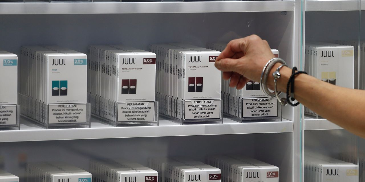 U.S. Sues to Unwind Altria's $12.8 Billion Investment in Juul