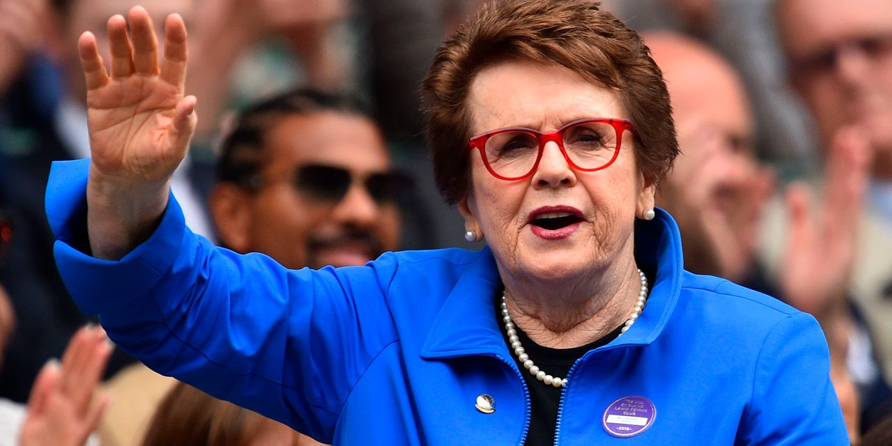 Billie Jean King Tennis Center Is Going to Be a Temporary Hospital. No One's More on Board Than Billie Jean King.