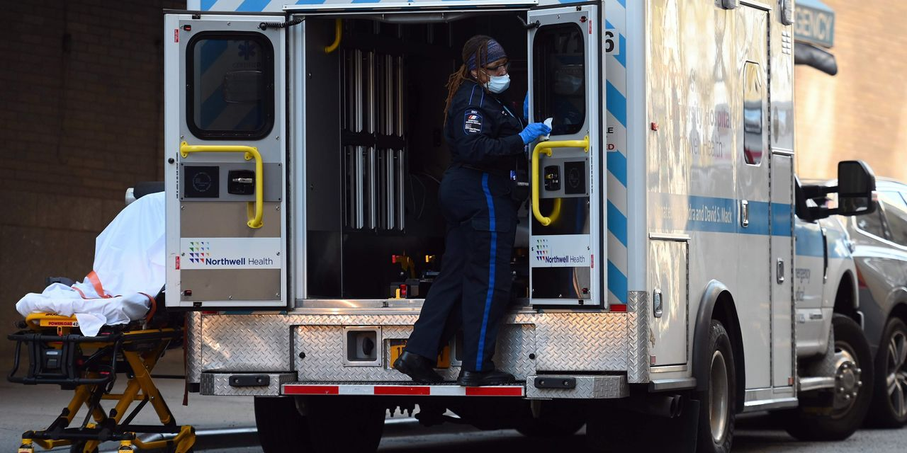 Coronavirus Crisis Makes Ambulances Rethink Hospital Trips