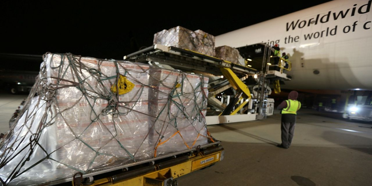 China's New Coronavirus Policies Disrupt U.S. Air Cargo Operations
