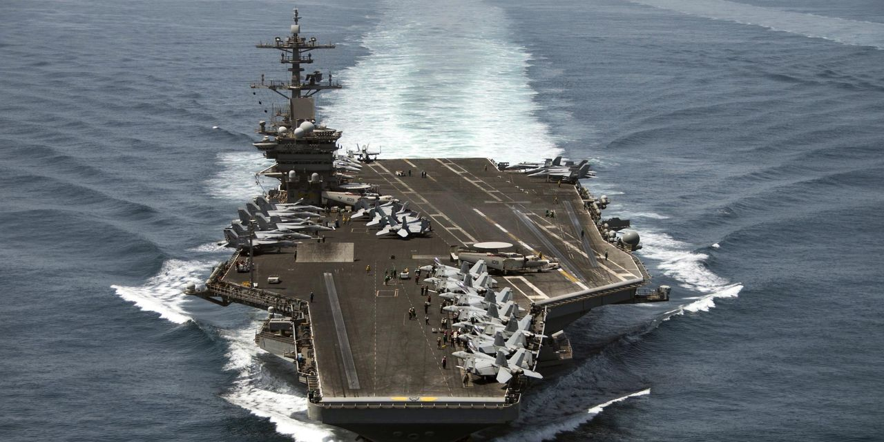 Navy Is Removing Captain of Coronavirus-Stricken Aircraft Carrier