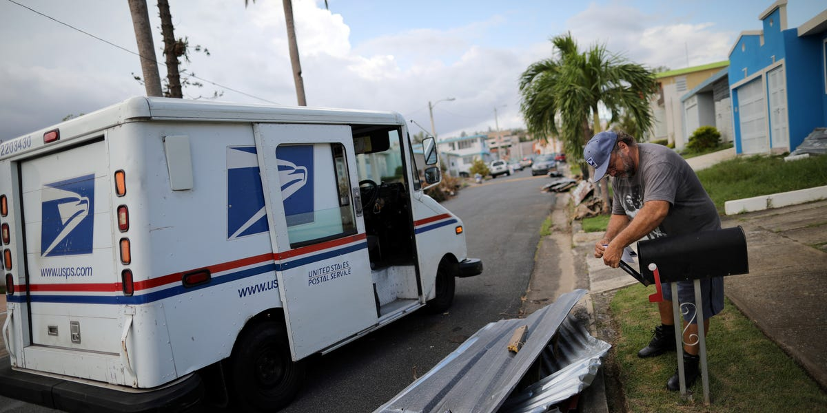 Postal service funding crisis could harm voting by mail: coronavirus