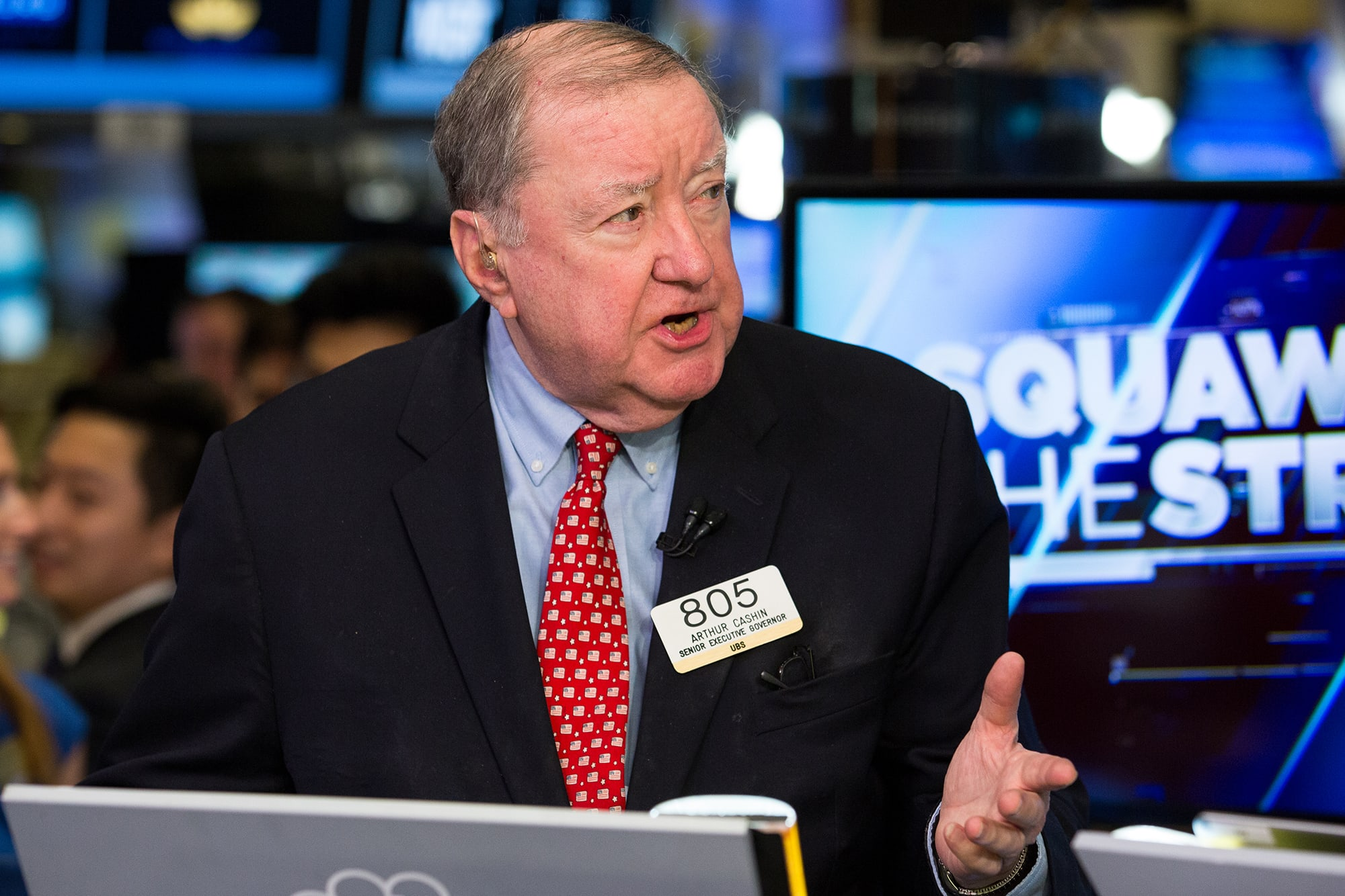 NYSE-legend Art Cashin gives his first comments on the coronavirus sell-off and when we recover