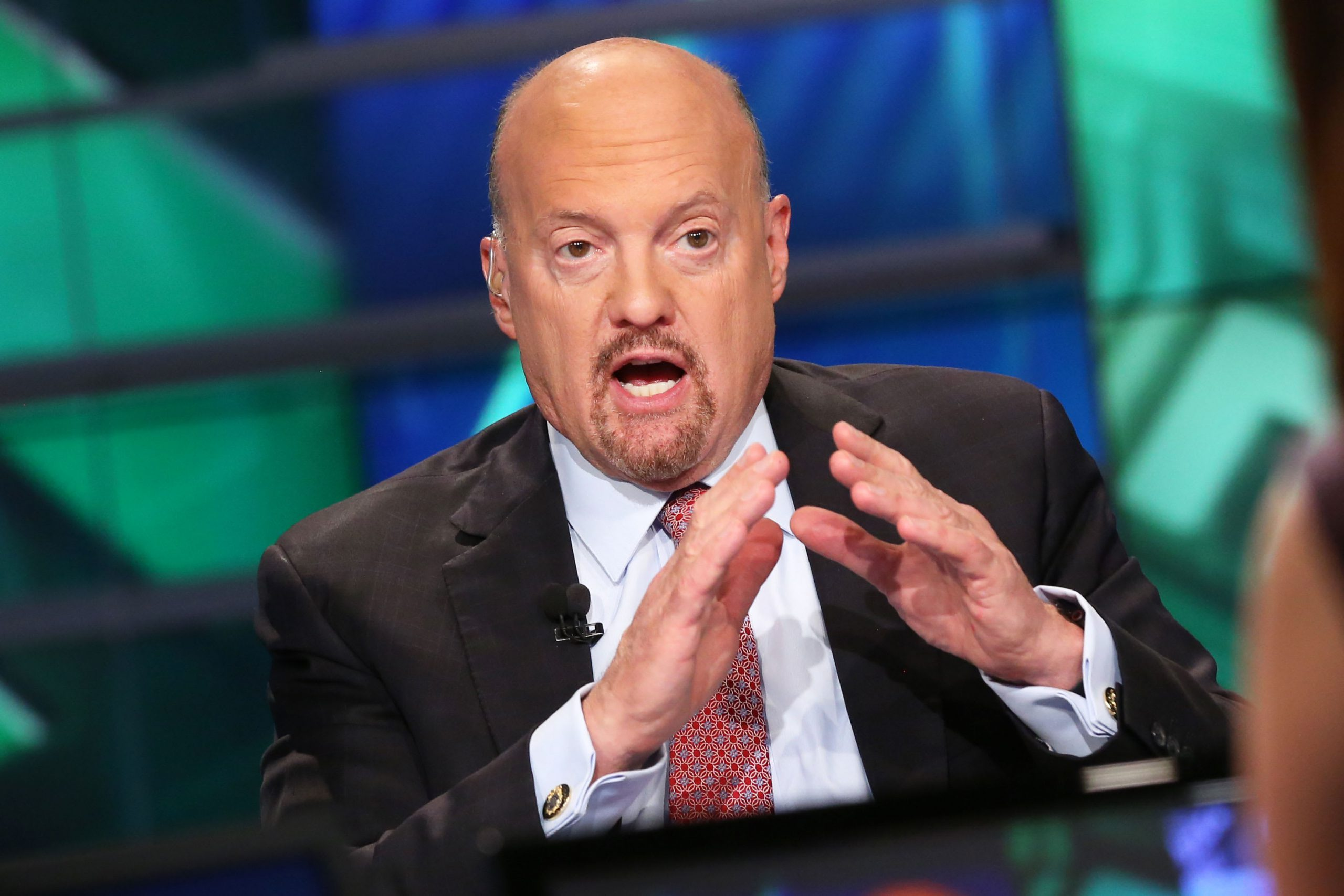 Cramer: Wall Street's 'happy days are here again' story is not what I'm hearing on Main Street