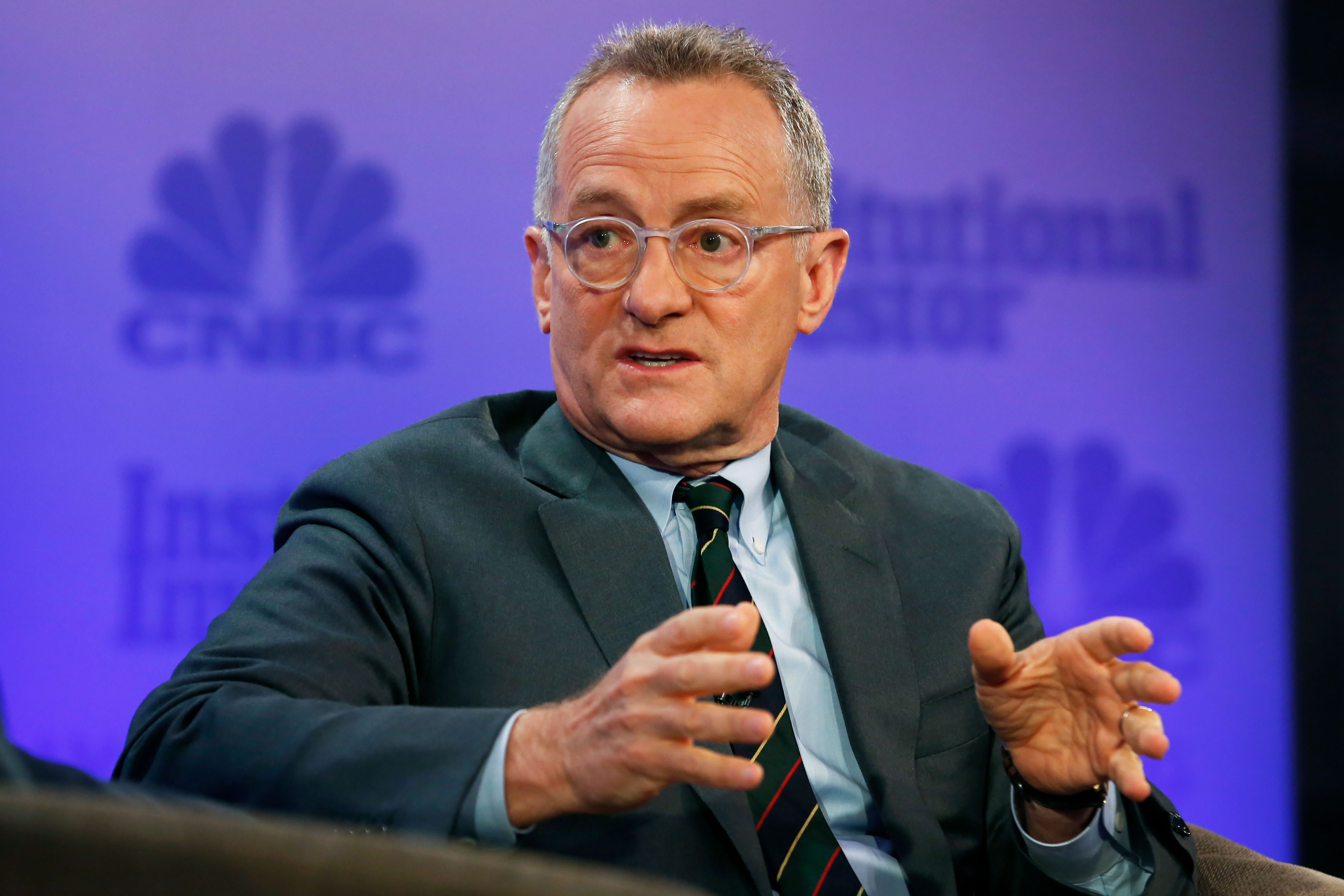 Howard Marks says it's time to stop playing defense: 'We're buying today when we find good value'